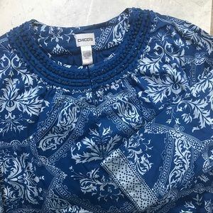 """{NWT}Chico's """"Persian Luster"""" Jacket"""